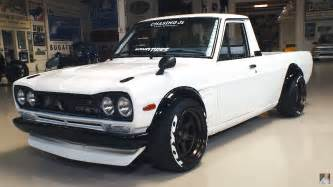 Nissan Picku 1974 Datsun Truck With A Sr20det Engineswapdepot