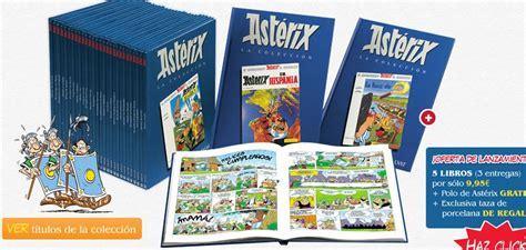 coleccion libros regalo el 8466740139 la colecci 243 n de ast 233 rix con regalos en su quinta edici 243 n