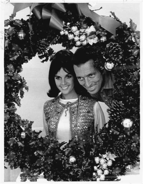 claudine longet tv shows andy williams and his then wife claudine longet in a