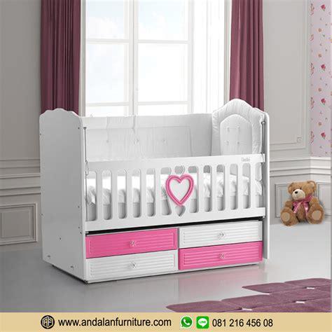 Tempat Tidur Bayi Kayu Jati harga tempat tidur bayi ranjang box bayi kayu jati