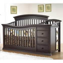 4 in 1 crib with changing table remarkable on home