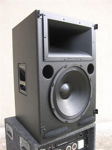 Speaker Meyer meyer sound cq1 cq2 image 283699 audiofanzine