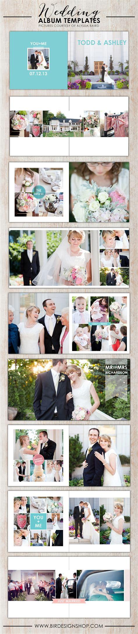 Wedding Album Layout Templates Photoshop by Clean Style 12x12 Wedding Album Template Photoshop