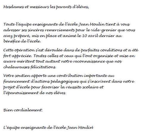 Lettre De Remerciement Ecole Maternelle Remerciements 171 Ecole Jean Moulin Maximin La Sainte Baume