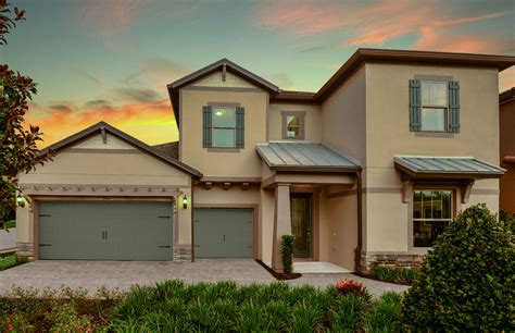 new homes in the orlando area by pulte homes new home builders
