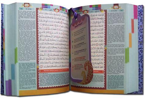Murah Al Quran Alquran Rainbow Pelangi Gratis Ongkir Tasbih Madina bagian dalam madina zafira tajwid jual quran murah