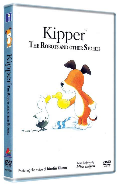 kipper the kipper imagine that dvd book covers
