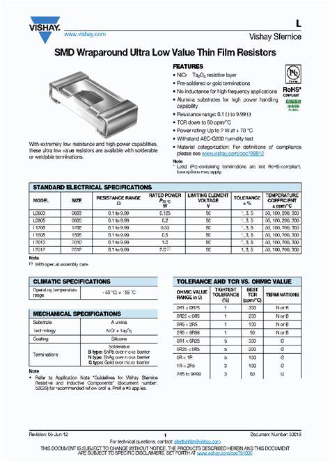 datasheet of resistor 1k ohm l0805lr910jbt 6939621 pdf datasheet ic on line