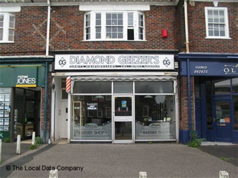 Cheap Haircuts Worthing   diamond geezers worthing reviews barbers in west