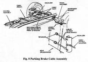 Check Brake System Ford F150 Rear Wheels Draggin But Emergency Brake Is Page 2