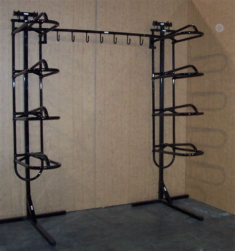 Racks And Stands by 2 Saddle Racks With Stands 7 Hook Bridle Hooks