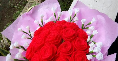 Buket Flanel Jakarta Murah Cantik Sunflower Bunga Flanel Matahari bunga flanel cantik jual bunga murah jambi