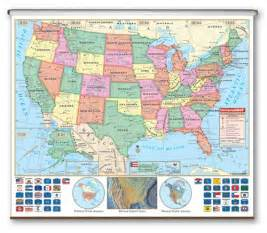 Usa Latitude Map by Maps Us Map Longitude Latitude
