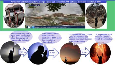 terungkap hikmah gempa padang mengapa tepat 30 september 2009 fenomena alam semesta
