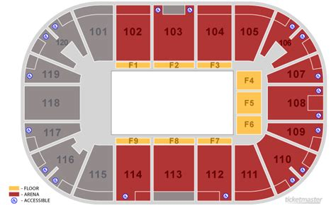 seating chart agganis arena caesars arena seating chart seats autos post