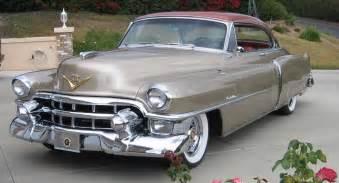 1953 Cadillac Coupe For Sale 1953 Cadillac Coupe For Sale
