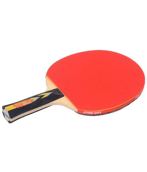 dhs 3003 red black table tennis bat buy tennis