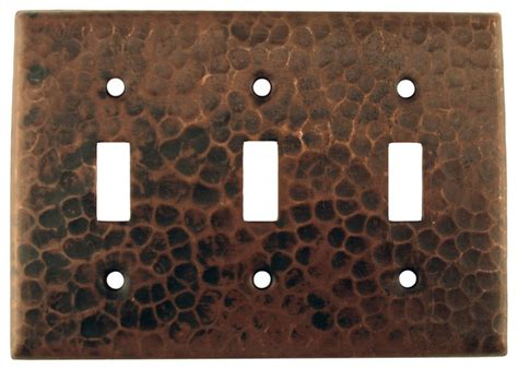 copper light switch covers rustic switch plate covers switch plate cover copper