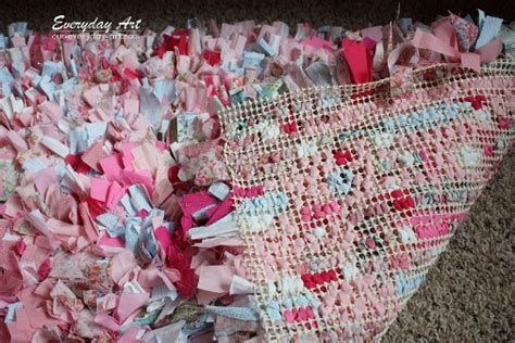 how to sew a rug savvy housekeeping 187 how to make a rag rug