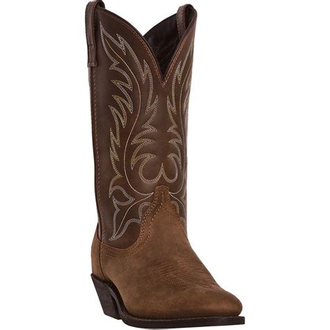 studio 56 collectibles cowboy boot ornament these authentic western leather womens cowboy boots from laredo feature a 11 quot leather like shaft
