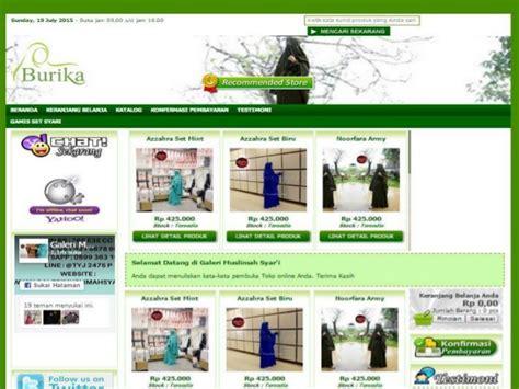 paket promo website toko