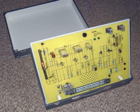 Mixer Philips Hartono Elektronik hans otten personal interests philips transistor trainer
