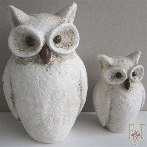 How To Make A Paper Mache Owl - paper mache search nocturnal of dreams