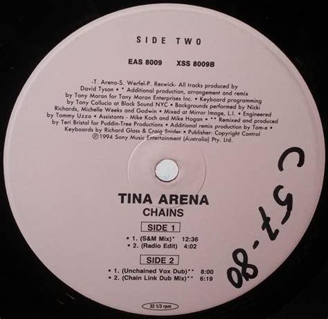 tina arena chains tina arena chains the remixes vinyl at discogs