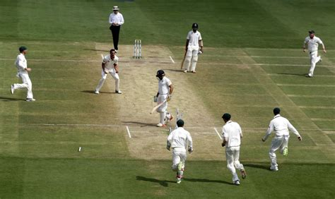 of cricket nicholas on the india australia bengaluru