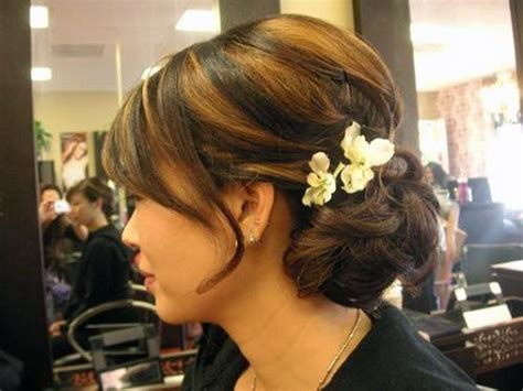 mother of the bride hairstyles partial updo mother of the bride hairstyles partial updos