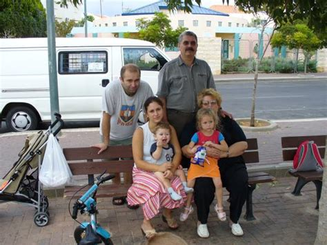 inna husband dumesh haifa from left to right igor rajhlin husband