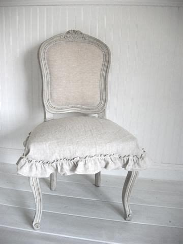 dining chair slipcovers casual cottage lily ruffled linen slip covers from full bloom cottage
