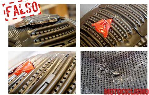 Sho Metal Yang Asli dainese beberkan hasil test back protector asli vs palsu