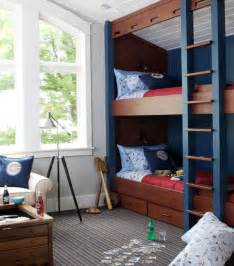 Bedroom Designs For Bunk Beds by 50 Modern Bunk Bed Ideas For Small Bedrooms