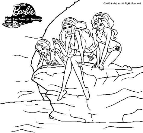 imagenes para amigas para dibujar dibujo de barbie y sus amigas sentadas para colorear