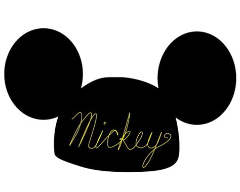 mickey mouse head clipart tattoo cliparts co
