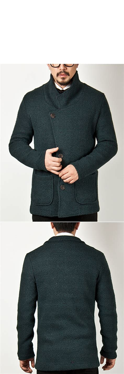 Outerwear Outer Cardigan newstylish mens fashion cool tops jacket outer gentlemen knit cardigan ebay