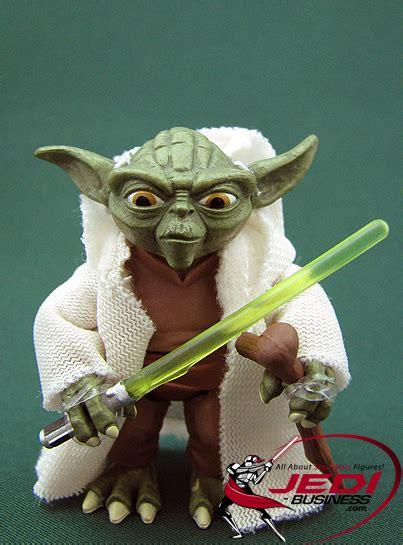 figure yoda yoda figure clone wars the clone wars collection