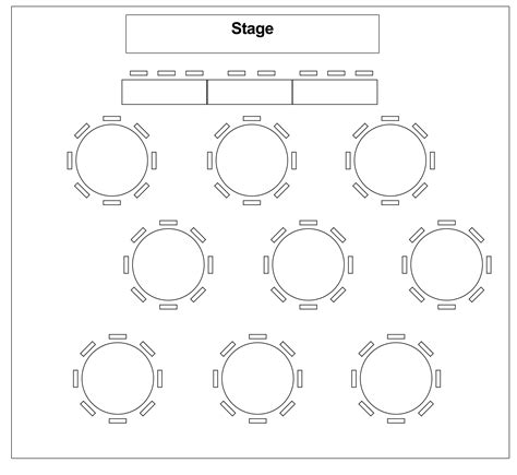 91 table layout for wedding reception templates