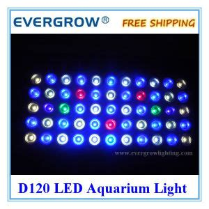 Lu Aquarium Led china led spectrum it2040 120w bridgelux led aquarium