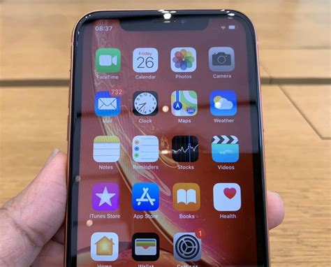 haptic touch works   iphone xr