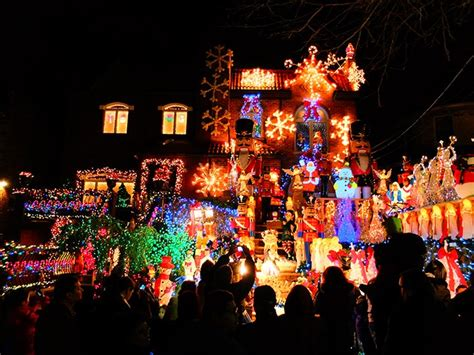 Dyker Heights Lights Address by Dyker Heights Lights Newyorkcity Uk