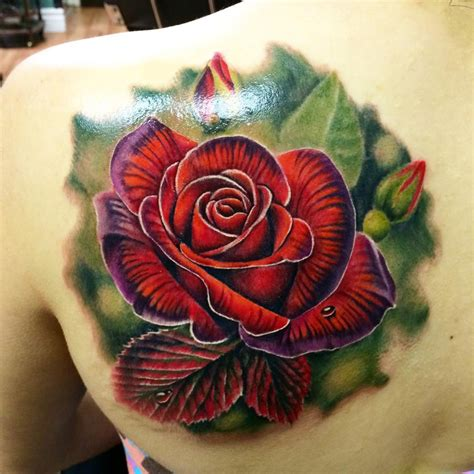 classic rose tattoos classic best design ideas