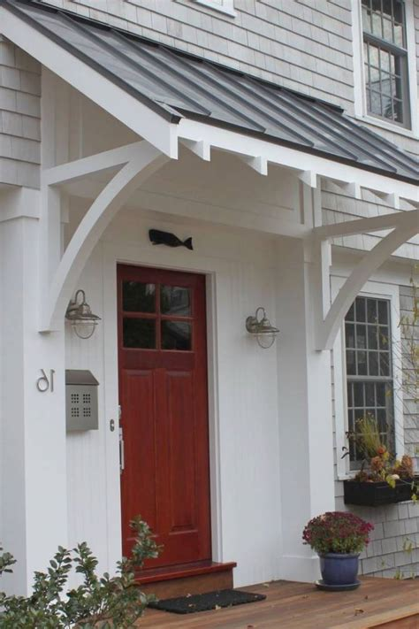 best porch awnings awesome awning over front door 25 best front door awning