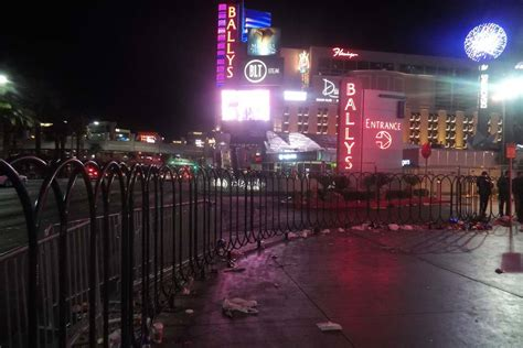 new year 2018 celebration las vegas cleaning up after america s on the las vegas