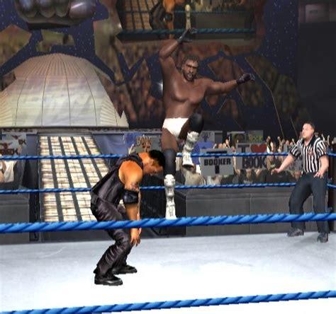 wwe wrestlemania  game giant bomb