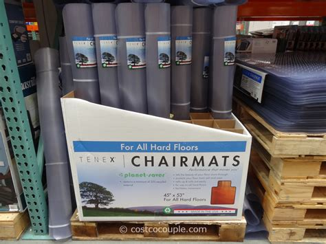 Costco Chair Mat by Gel Writer 100 Gel Pens