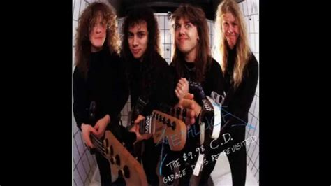 the 5 98 ep garage days re revisited metallica