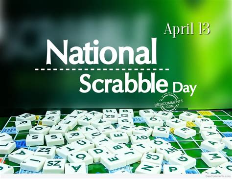 scrabble day national scrabble day pictures images graphics for