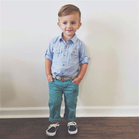 Boys Fashion baby boy fashion via sarahknuth on instagram grant